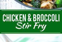 Stir Fry Delights!