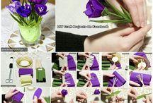 Flower makin