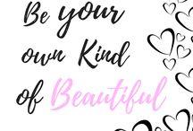 Beauty Inspiration!