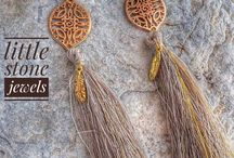 Earrings By Little Stone Jewels