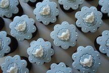 cupcake batizado