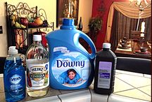 Squeaky Clean / Tips, tricks & ideas to keeping a clean and toxic-free home