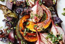 R o o t  v e g e t a b l e s / Seasonal nordic root vegetables