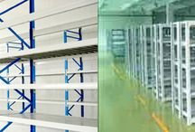Slotted Angle Delhi / Aldonsteel - We are provided to Aldon Steel Is A Perfect Solution To Your Various Storage Related Needs. Slotted Angle Racks, Mezzanine Floor, Slotted Angle, Steel Rack...