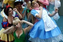 Disney / by Andrea Gramm