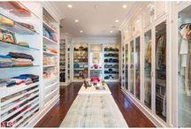 Closets / Closet organization. Closet design. Dream closets. Home decor. / by Laurel McCormick Ray