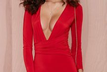 50 Shades of Red / Get Valentine's Day-ready with these pieces.