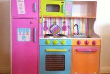 Wooden kitchen ovens