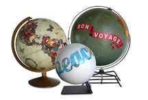 My globes / One world, many globes
