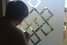 ablaküveg
