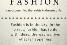 Fashionably Quotable