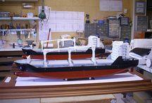 Cargueros / Maquetas Navales Completas. Modelos navales