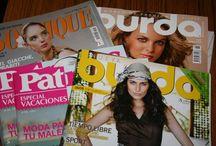 Sewing - Pattern Magazines