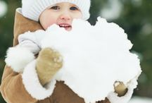 Winter Fun for Kids / Need some winter activities for your children? You've found the right place! Scroll through and see what you can find that's a must- for your kids!