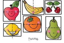 Fruits preschool