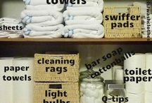 Home Organisational tips