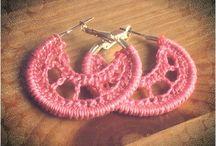 Aros Argolla crochet