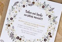 Zaproszenia | Flowers