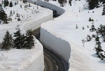 Winter magic / Winter, skiing and snow