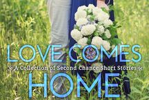 The Coming Home Series / 5 women's fiction/ Romance short stories / by Kristi Rose- Writer
