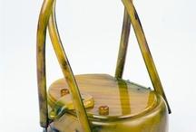 Starožitné kabelky - bakelit