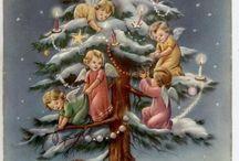 gamle julekort