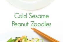Zoodles, Coodles, and Poodles oh my!
