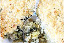 recipes - casseroles/bakes