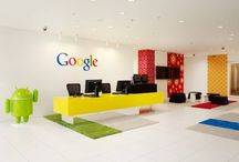 thiết kế nội thất văn phòng google / những thiết kế nội thất văn phòng của google vừa độc đáo vừa mang tính sáng tạo cao