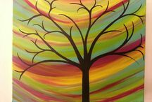 Alora's drawing and painting board / by Brooke Thompson