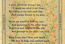 modlitba pro syna