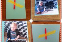 Juuls bday!! / Zelfgemaakte ideetjes van Pinterest!