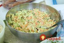 recept saláty