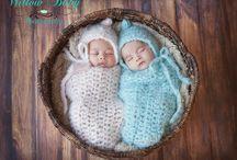 Newborn Twins, Triplets Newborn Photography of Multiples, Twins, Triplets / Newborn photography of Multiples, Twins, Triplets Willow Baby Photography