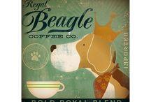 Beagles! / by Erin Halden