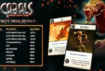 War of Cabals Results / This board contains all the results from the War of Carbals