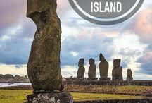 Isla de pascua ☀️