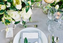 Wedding Styling Inspiration / Ideas & tips on how to create that beautiful Fine Art Wedding Style x