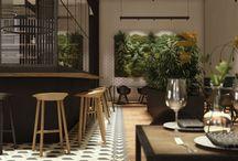 interior - restaurant