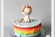 Cakes Kids / inspiration for cakes for children