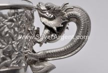 Silver - Care & Tarnish / We form an interest Group @ www.ChineseArgent.com and seek to identify and bring together interested public who share an interest in Chinese Export Silver. Our goal is to create a platform to share, discuss and understand about Chinese Export Silver.