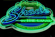 Custom Neon Signs / Great custom neon signs, neon light signs for home or business. Work with a skilled designer and have your sign built by our caring craftsmen and women.