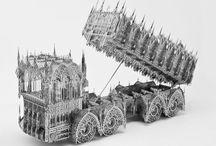 Transformatie machine