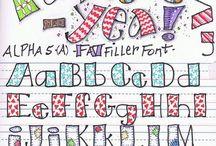 Alfabet: od A do Z