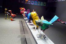 "We are flying @Patmosaktis! Childrens' Exhibition / Την Kυριακή 28 Ιουνίου 2015, πραγματοποιήθηκαν τα εγκαίνια της έκθεσης των μαθητών του εργαστηρίου τέχνης  της Αννίτα Ασλάνογλου-Kranc ""Πετάμε"", στο #patmosaktis η οποία θα παραμείνει ανοιχτή μέχρι και 10 Ιουλίου 2015.  Sunday 28th of June 2015, exhibition's opening from the students of the art workshop of Annita Aslanoglou-Kranç, ""We are flying"", in Patmos Aktis Suites & Spa. The exhibition will remain open until the 10th of July 2015."