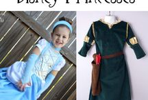 Sewing -Play Dresses