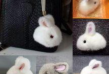 cute bunny hobby