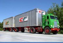 Old Freightliner Trucks