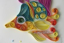 Paper Things-Quilling