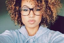 Afro Hair Color / Couleur - Color